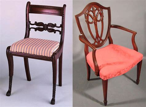 Furniture : Antique Federal Furniture