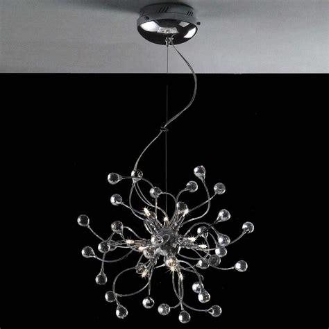 Kronleuchter Modern Kristall by 12 Collection Of Modern Chrome Chandeliers