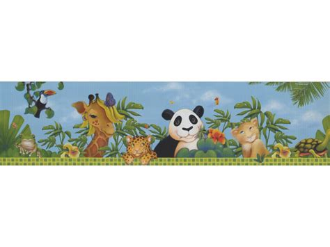 animals wallpaper border  fs
