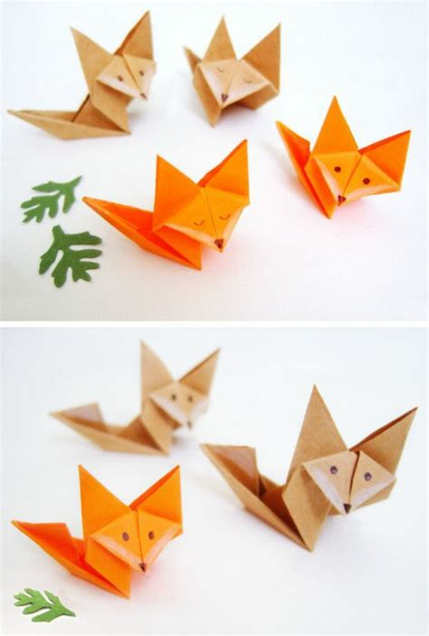 origami animaux facile 49 id 233 es en photos comment cr 233 er un pliage origami facile