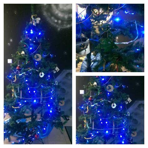 Weihnachtsbaum Blau Geschmückt by Weihnachtsbaum Schmucken Blau Europ 228 Ische