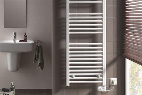 radiateurs de salle de bain un chauffage moderne dans la