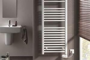 Radiateur Electrique Salle De Bain Mural : radiateurs de salle de bain un chauffage moderne dans la ~ Edinachiropracticcenter.com Idées de Décoration