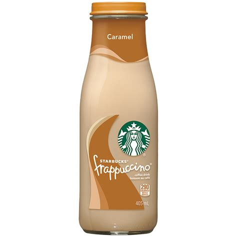10 best starbucks coffee beans reviews by worshiper for 2021. Starbucks Frappuccino Coffee Drink - Caramel - 405ml   London Drugs