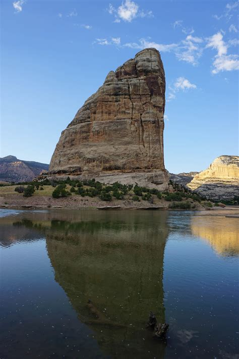 Steamboat Rock by Steamboat Rock Dinosaur National Monument Ut Oc