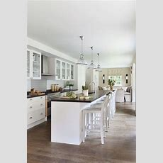 Best 25+ Narrow Kitchen Island Ideas On Pinterest  Small