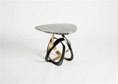 gueridon volubile   contemporary side table herve