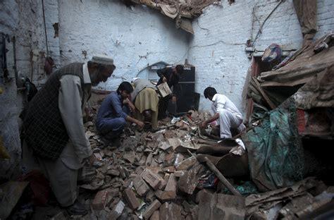 afghanistan earthquake  recovery  test  politics