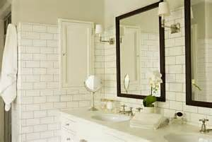 bathrooms with subway tile ideas choosing the best tile bathroom tile style options
