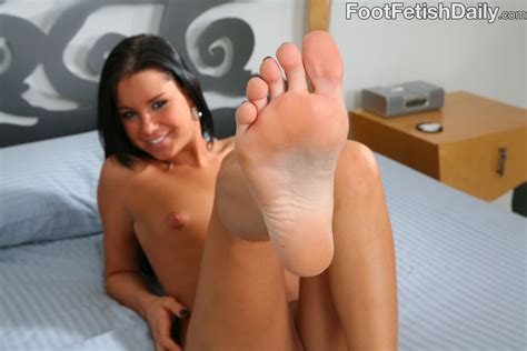 Foot Fetish Daily Tanner Mayes Hardcore Foot Fetish Sex See Her Feet In Action