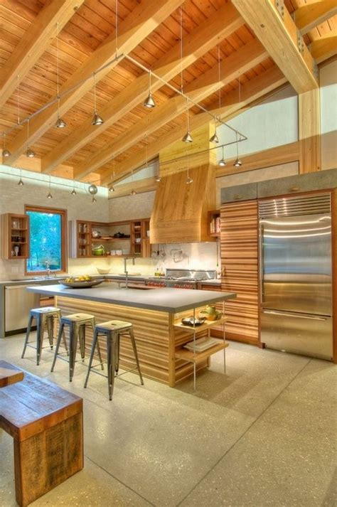 cathedral ceiling kitchen lighting ideas some vaulted ceiling lighting ideas to your home
