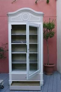 armoire ancienne 1 porte avec miroir With porte d entrée pvc avec armoire a glace pour salle de bain