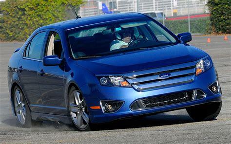 2010 Ford Fusion Se & Sport