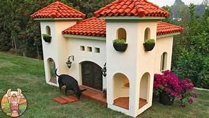 Cabane Pour Chien : 7 maisons de luxe pour chiens lama fach youtube ~ Melissatoandfro.com Idées de Décoration