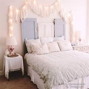Fairy, Lights, In, Bedroom