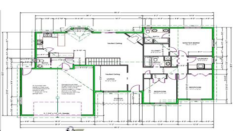 Draw House Plans Free Draw Your Own Floor Plan, House Plan