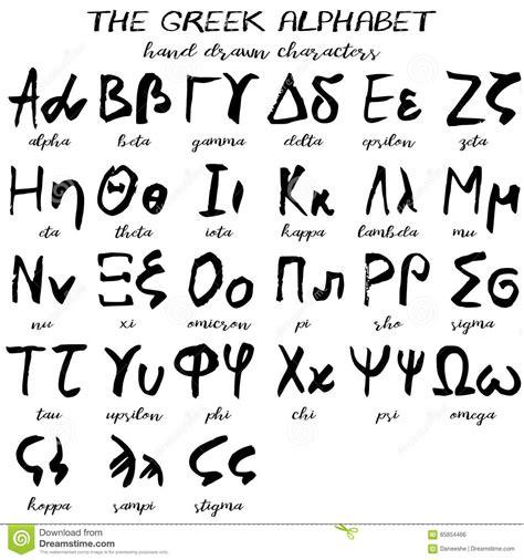 Tatouage Ecriture Grecque Tattoo Art