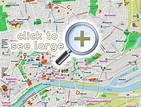 Frankfurt maps - Top tourist attractions - Free, printable ...