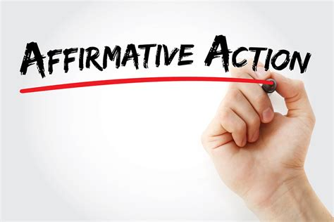 long awaited affirmative action regulations  protected