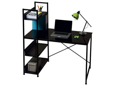 table de bureau conforama bureau allblack vente de bureau conforama