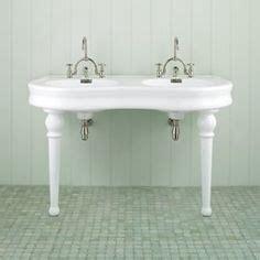 pedestal double sink console pedestal sink on pinterest pedestal sink sinks and consoles