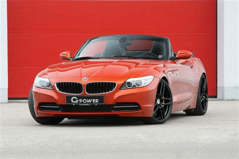G-power Bmw Z4 Sdrive18i Goes Up To 204 Hp