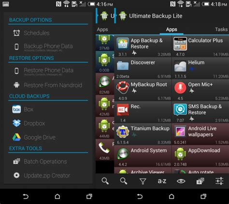 utilities for android great backup utilities for android best software eisa