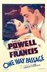 One-Way Passage (1932)   Kay Francis' Life & Career