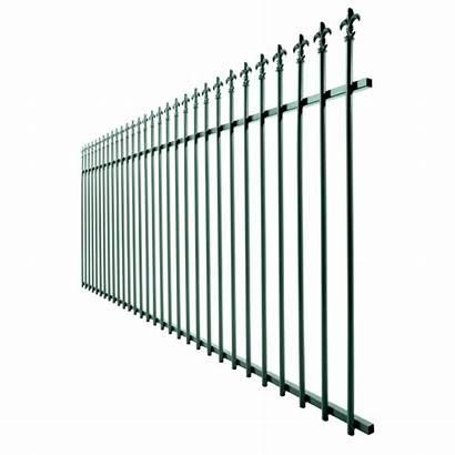 Fencing Stratco Heritage Tubular Fence Fences