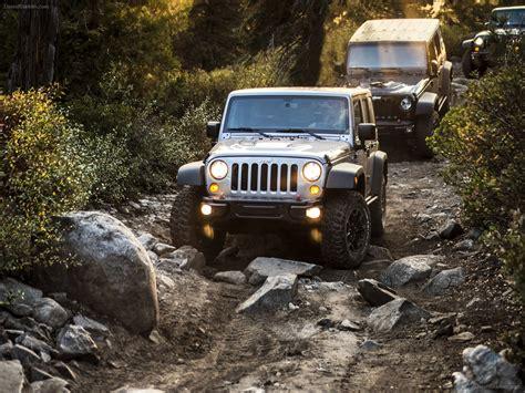 jeep wrangler rubicon  anniversary edition  exotic