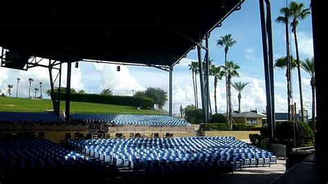 stage  cruzan amphitheatre youtube