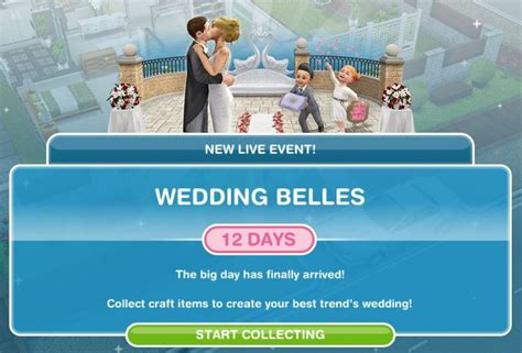 sims freeplay wedding belles event now live helpful tips and guides gaming everywhere
