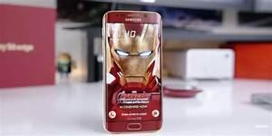 Samsung Galaxy S6 Edge Iron Man Edition venduto all'asta ...