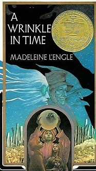tesseract   A wrinkle in time, Books for teens, Classic ...