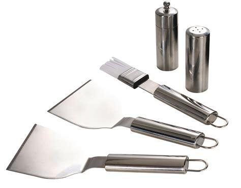ustensiles de cuisine pro cook 39 in garden valisette chef plancha accessoires