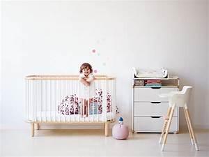 Chambre Bebe Design Scandinave : lit bebe scandinave ~ Teatrodelosmanantiales.com Idées de Décoration