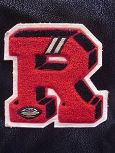 171 best school images on pinterest varsity letter baby With varsity letter jacket pins