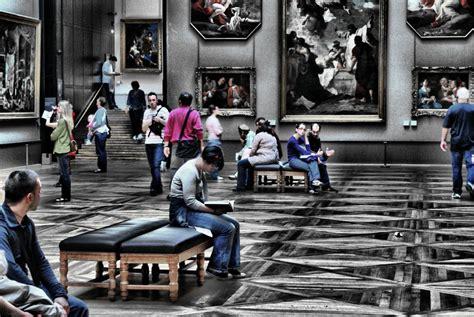 Bild Louvre, Menschen, Paris, Fotografie Von Matthias
