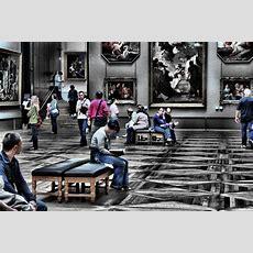 Die Lesende  Louvre, Menschen, Paris, Fotografie Von