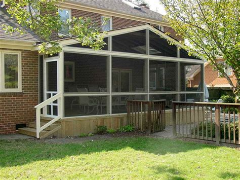 planning ideas screen porch plans for home decoration