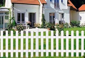 Gartenzaun Weiß Holz : km meeth zaun gmbh gartenzaun zaunelement gerade wei in ~ Michelbontemps.com Haus und Dekorationen