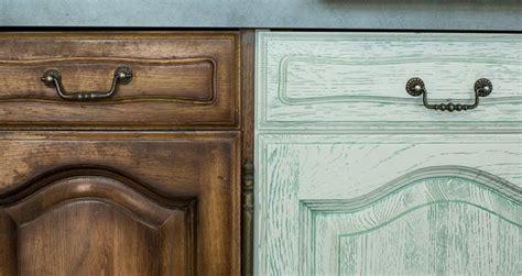 d raisser meubles cuisine bois vernis effet peinture bois vannes rennes lorient bretagne