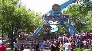 Falling Star ride at Adventureland - Famcation - YouTube