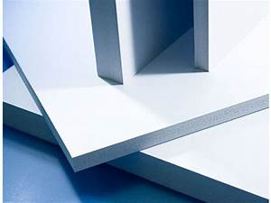 Panneau Pvc Blanc : panneau pvc blanc komacel ~ Dallasstarsshop.com Idées de Décoration