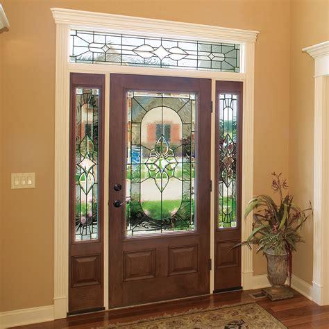 classic craft mahogany entry door system