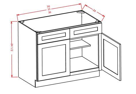 36 inch kitchen sink base cabinet sb36 sink base cabinet 36 inch shaker spice 1 cabinetcorp