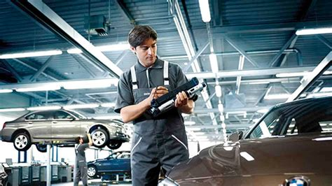 Bmw Check Up & Maintenance