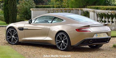 Aston Martin Vanquish Coupe Specs In South Africa
