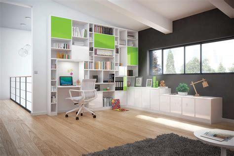meuble bureau bibliotheque la bibliothèque bureau archea pour aménager les espaces