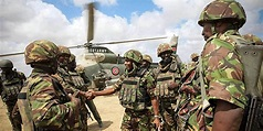 Kenya Military Strength; Ranking and Capabilities ...